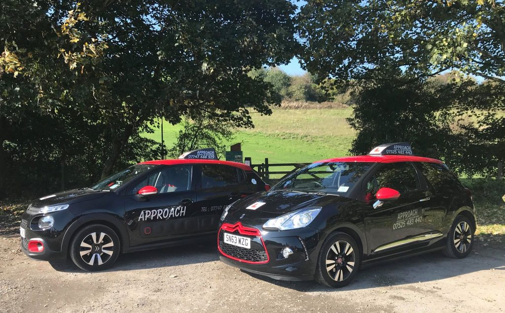 The Citroen C3 and DS3
